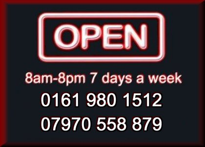 Timperley Logs - Open 8am till 8pm every day